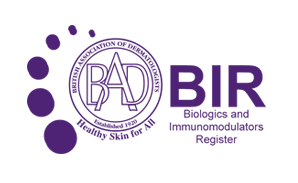 Biomedical and Immunomodulators Register logo