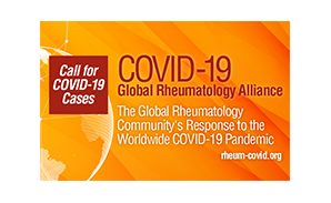 COVID-19 Global Rheumatology Alliance logo