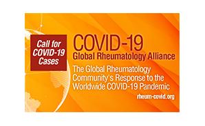 COVID-19 Global Rheumatology Alliance logo