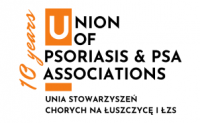Union of Psoriasis and PSA Association Logo