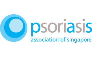 Psoriasis association of Singapore Logo